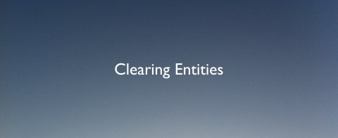 How to Clear Entities