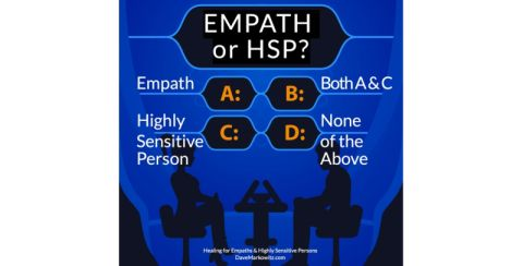 Empath or Highly Sensitive Person?