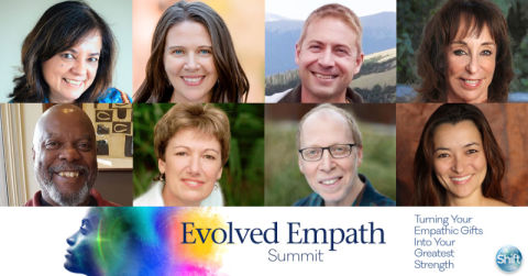 Evolved  Empath  Summit -  a  F.R.E.E  Online  Event!