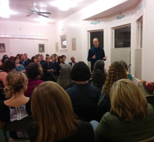 Healing for Empaths & Sensitives Experiential lecture