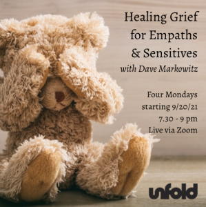 Healing Grief for Empaths and Sensitives