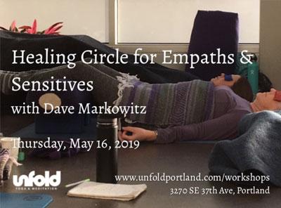Healing Circles for Empaths and Sensitives